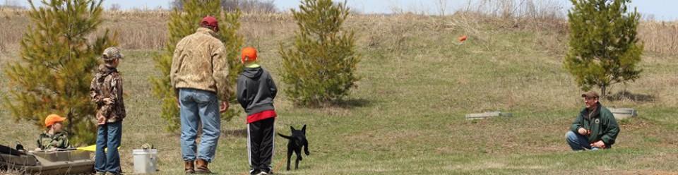Four Points Retriever Club « A Year Round Training Resource
